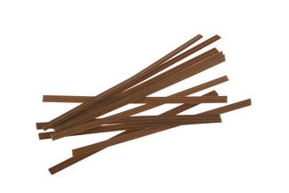 Twisties - Brown Twist Ties