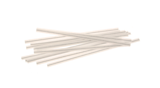 Twisties - White Twist Ties