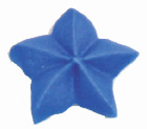 Royal Icing Star - Royal Blue