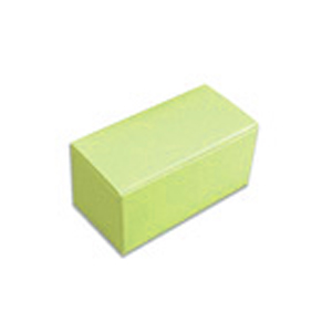 2 Pc. Lime Green Mini Candy Box