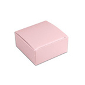 4 Pc. Pink Candy Box