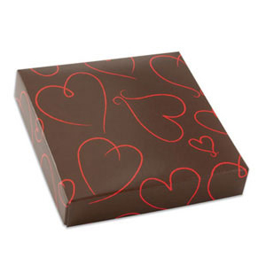3 oz. Hearts Candy Box