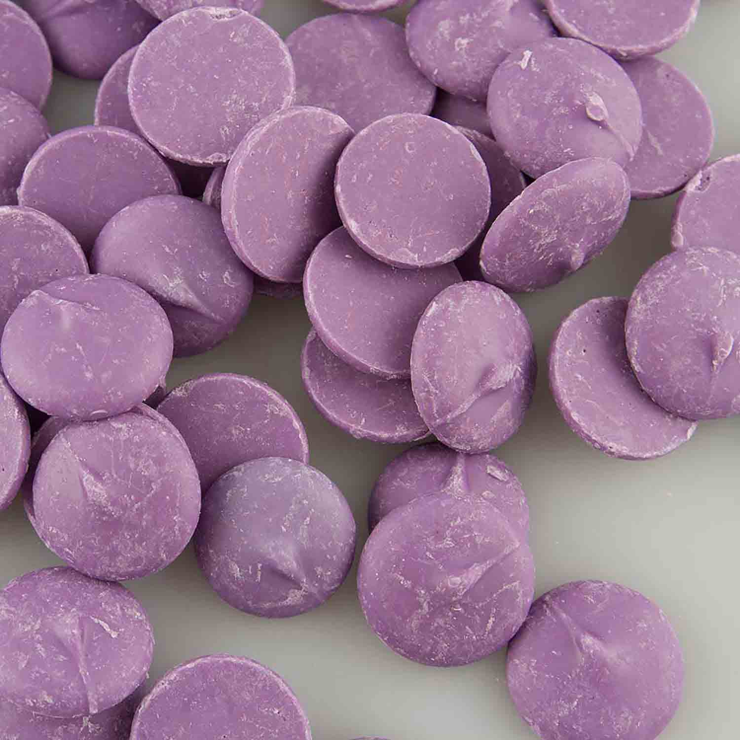 Orchid Vanilla Flavored Candy Coating