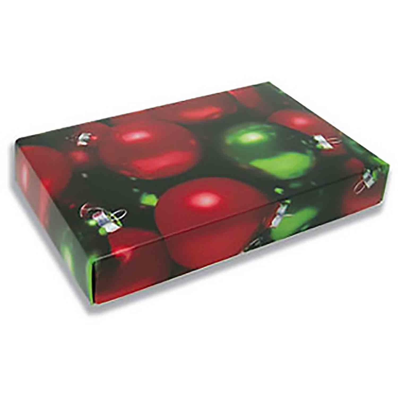 1 lb. Ornament Candy Box