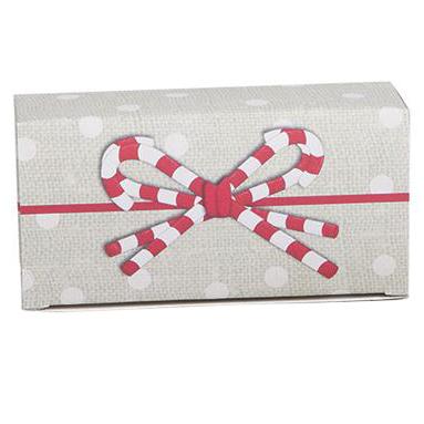 1/2 lb. Candy Ribbons Candy Box