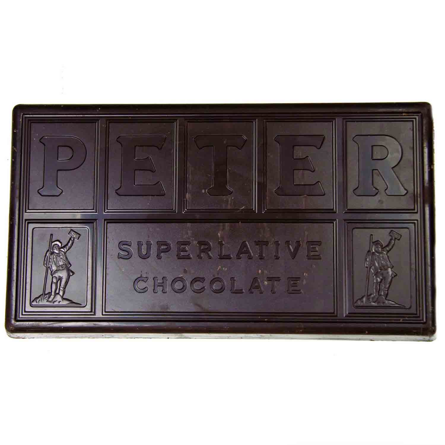Peter's Gibraltar Real Bittersweet Chocolate