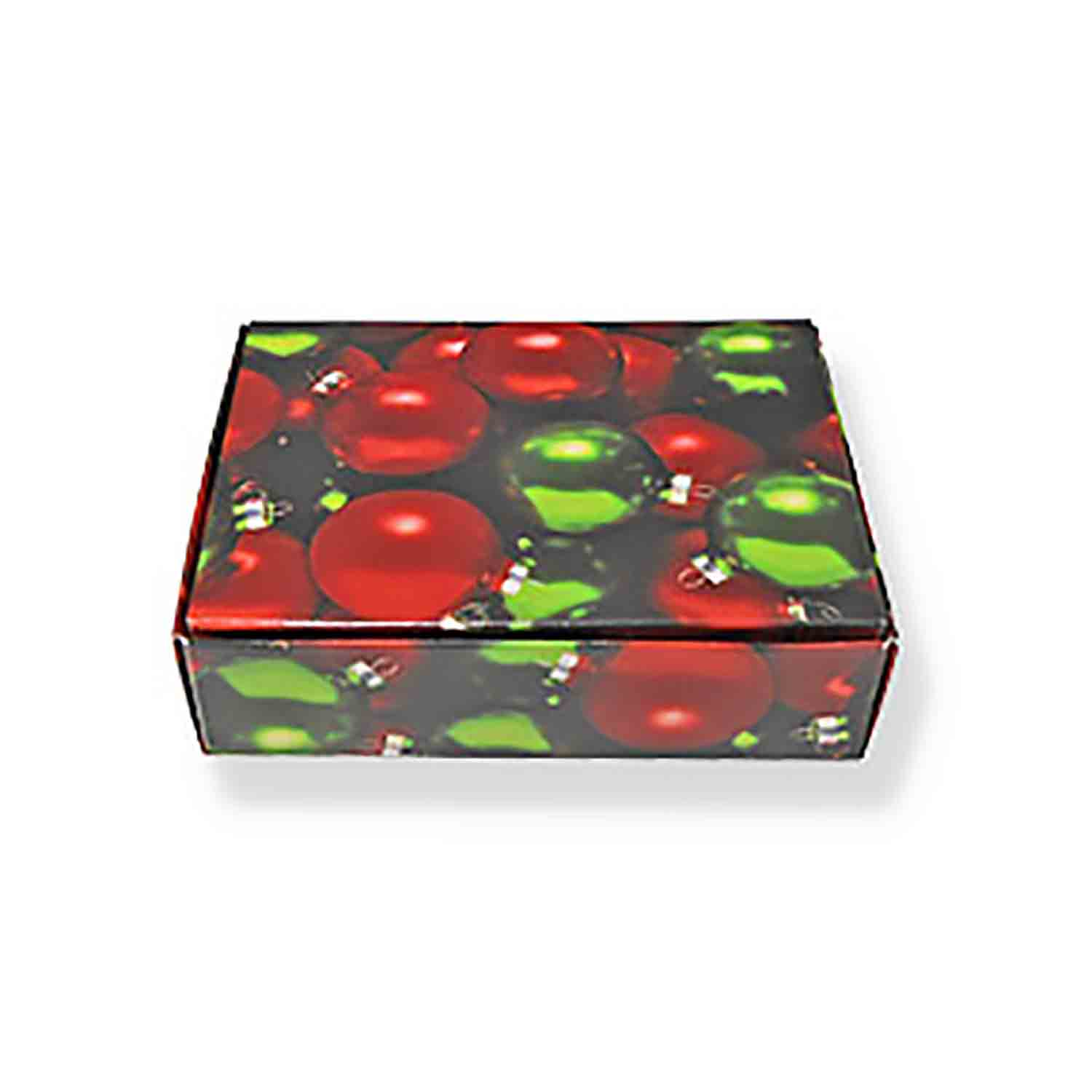 1/4 lb. Ornament Candy Box