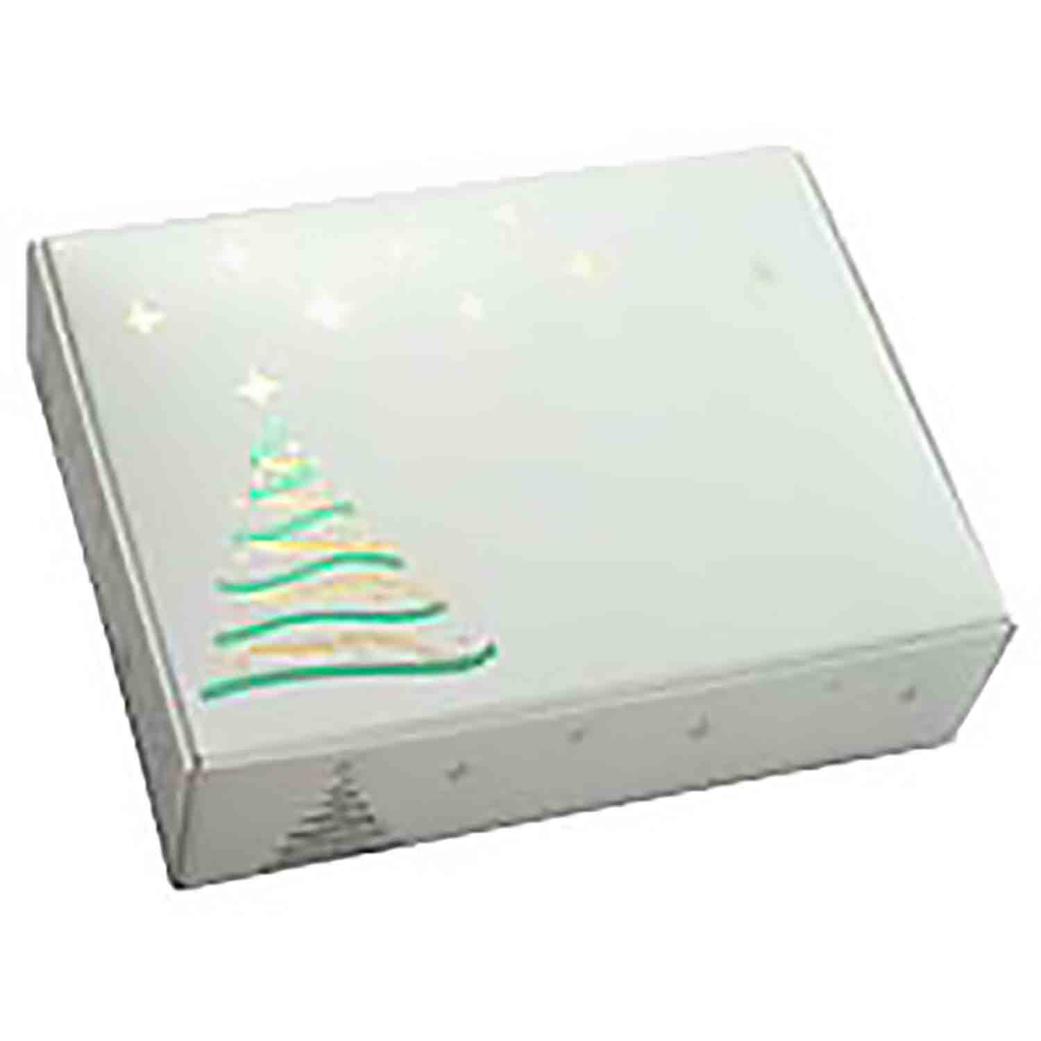 1/2 lb. Christmas Tree Candy Box