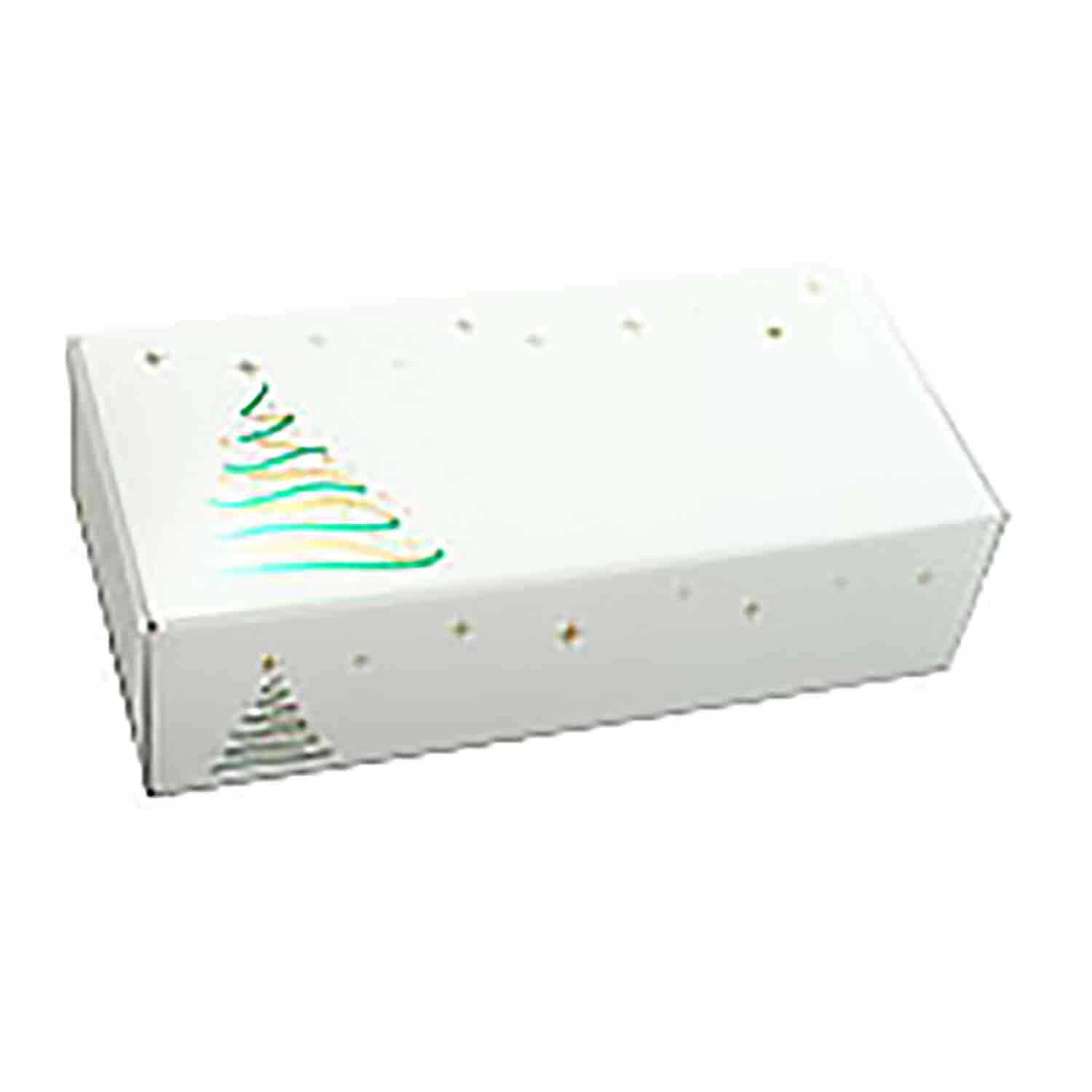 1 lb. Christmas Tree Candy Box