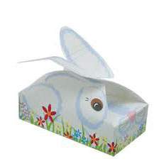 3-D Bunny Candy Box
