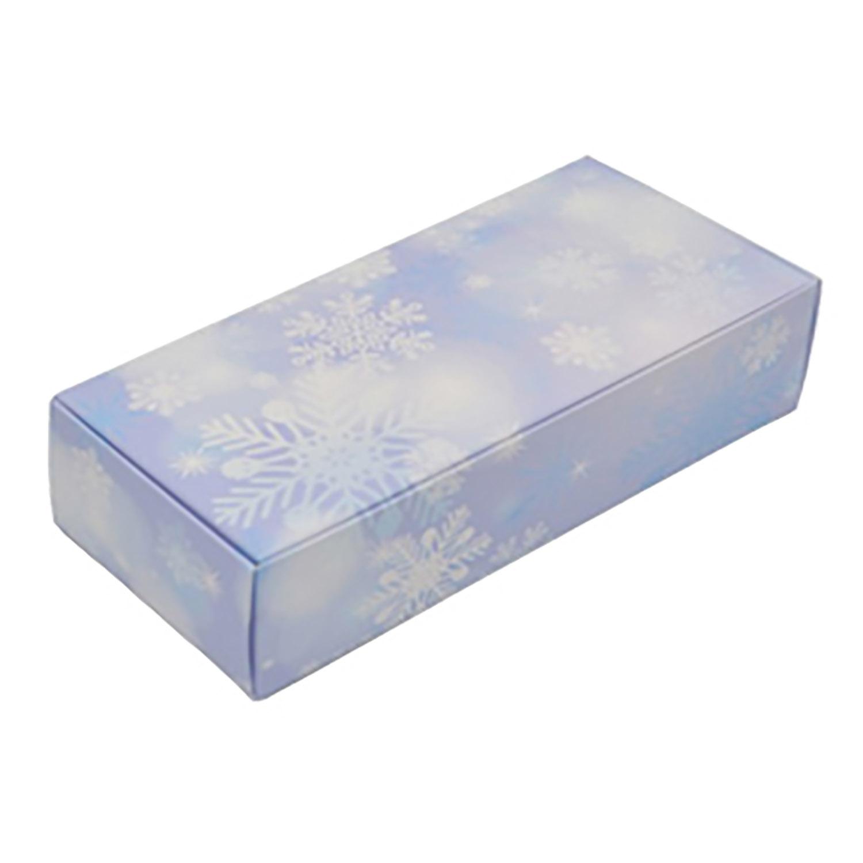 2 lb Snowflake Candy Box
