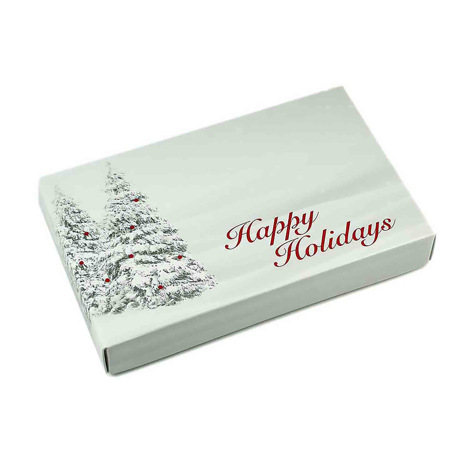 1/2 lb. Happy Holidays Candy Box