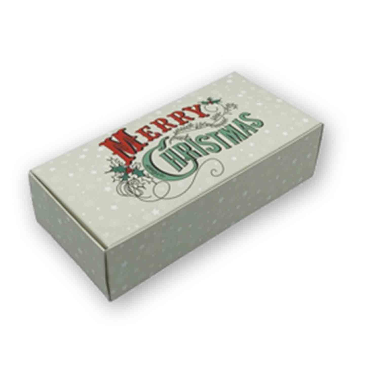 1/2 lb Merry Christmas Candy Box