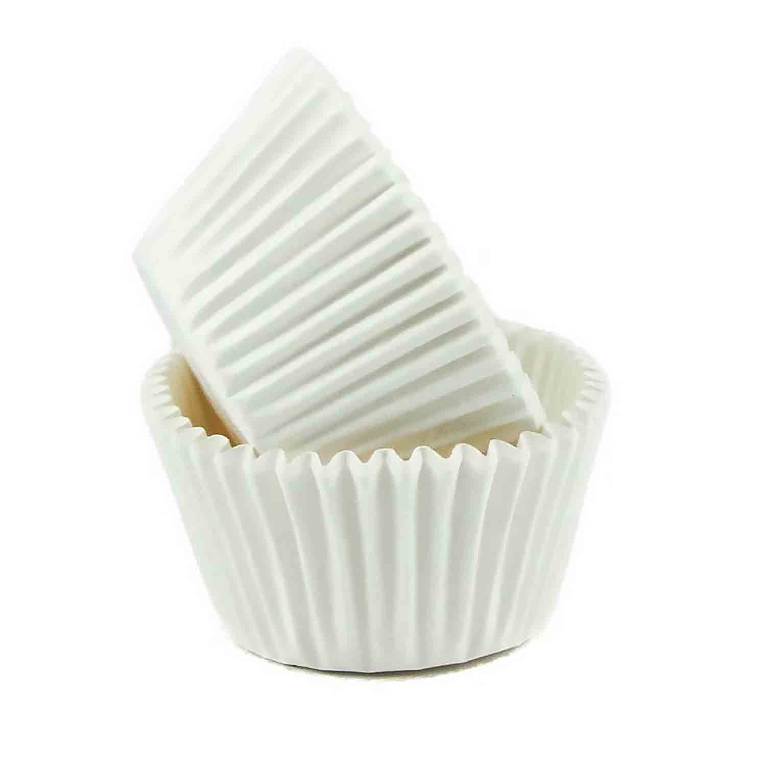 White Candy / Baking Cup #9