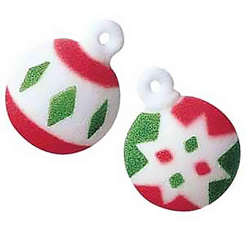 Dec-Ons® Molded Sugar - Ornaments