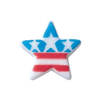 Dec-Ons® Molded Sugar --Star with Stars and Stripes