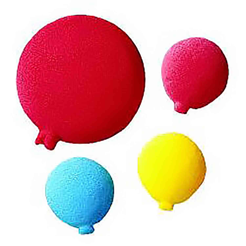 Dec-Ons® Molded Sugar - Balloons Assortment