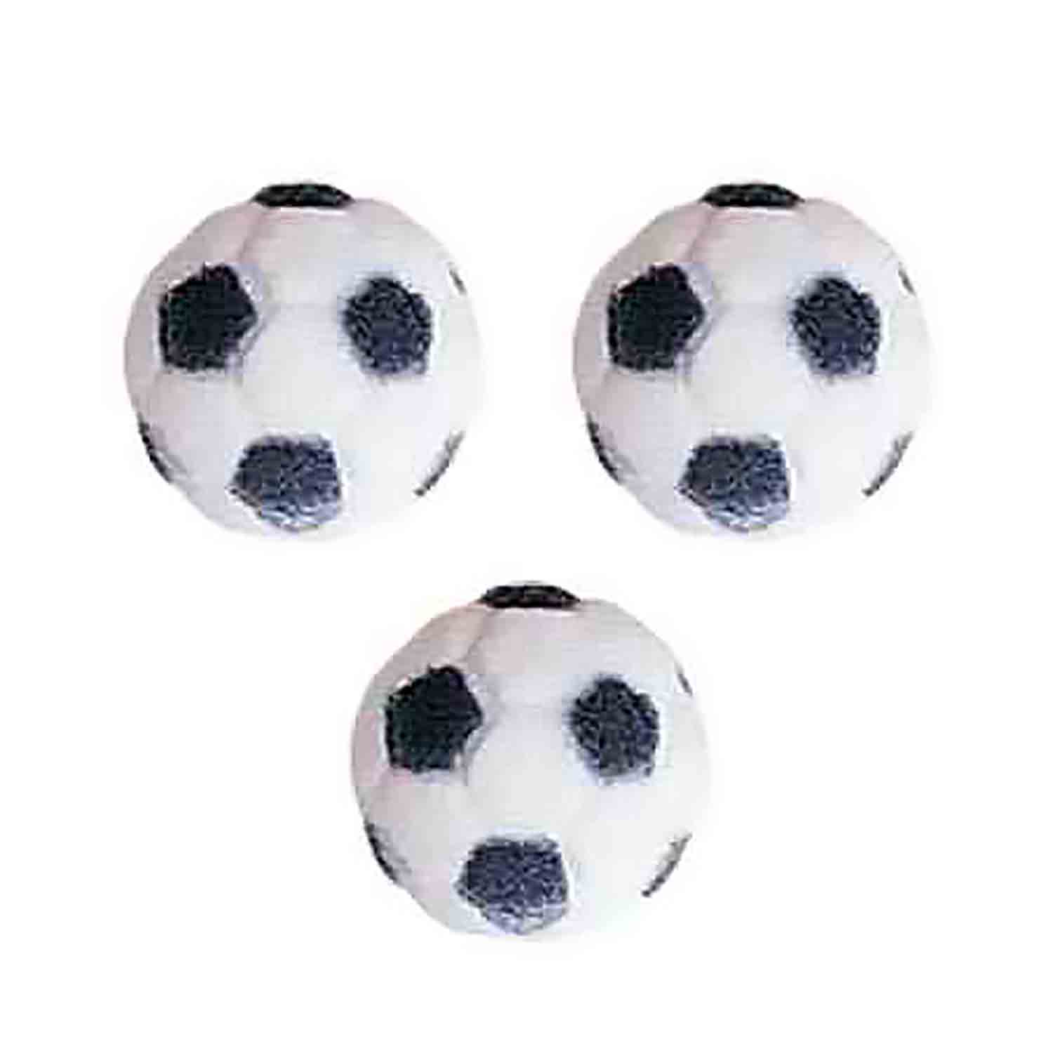Dec-Ons® Molded Sugar - Soccer Ball