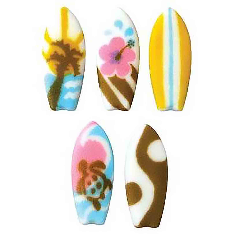 Dec-Ons® Molded Sugar -Surfboards