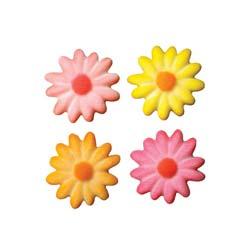 Dec-Ons® Molded Sugar - Bright Daisy Assortment