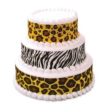 Edible Image® Designer Prints™- Safari