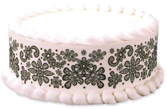 Edible Image® Designer Prints™- Classic Lace