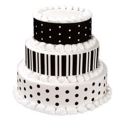 Edible Image® Designer Prints™- Classic Dot Stripe