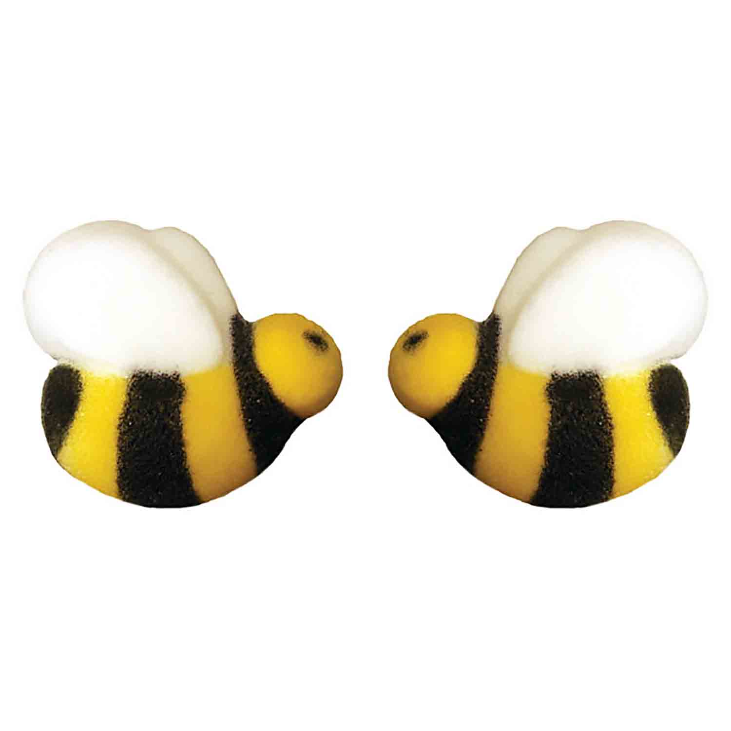 Dec-Ons® Molded Sugar - Bumble Bees