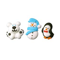 Royal Icing- Winter Assortment