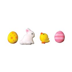Dec-Ons® Molded Sugar - Mini Easter Assortment