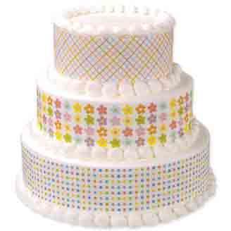 Edible Image® Designer Prints™- Pastel Pattern