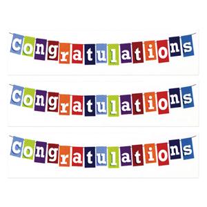 Edible Image® Designer Prints™- Congratulations