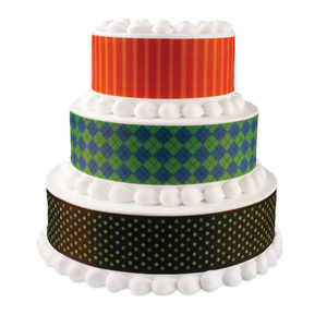 Edible Image® Designer Prints™- Tie Pattern