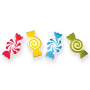 Dec-Ons® Molded Sugar - Candy Assortment