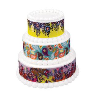 Edible Image® Designer Prints™- Global Bazaar