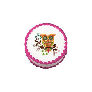 Edible Image® - Whimsy Owl