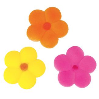 Dec-Ons® Molded Sugar - Bright Blossoms