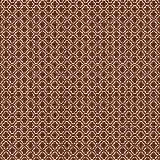 Chocolate Transfer Sheet - White Garden Gate