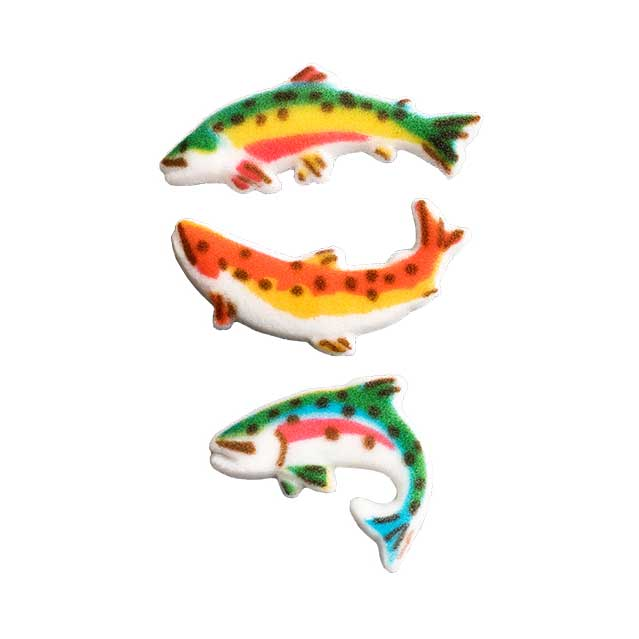 Dec-Ons® Molded Sugar - Fisherman's Catch Assortment