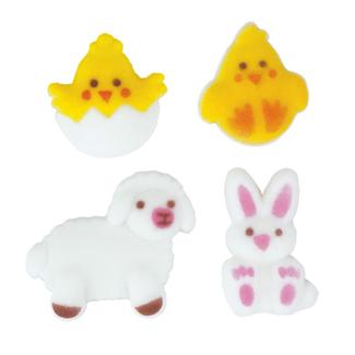 Dec-Ons® Molded Sugar - Easter Buddies Assortment