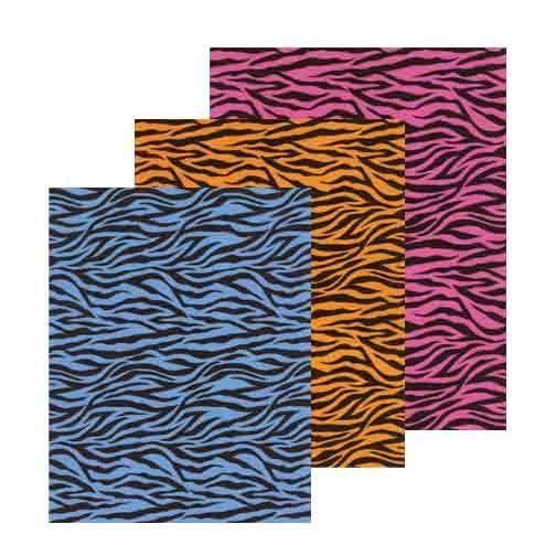 Edible Image® Designer Prints™ Sheets - Tiger Print Assortment