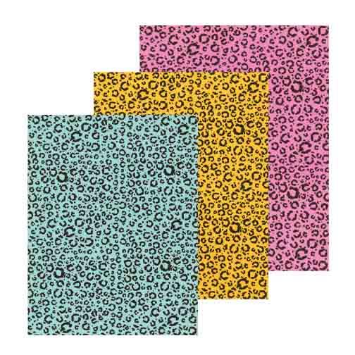 Edible Image® Designer Prints™ Sheets - Cheetah Print Assortment