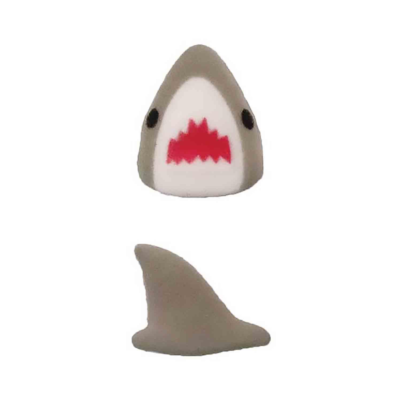 Dec-Ons® Molded Sugar - Shark Attack Assortment