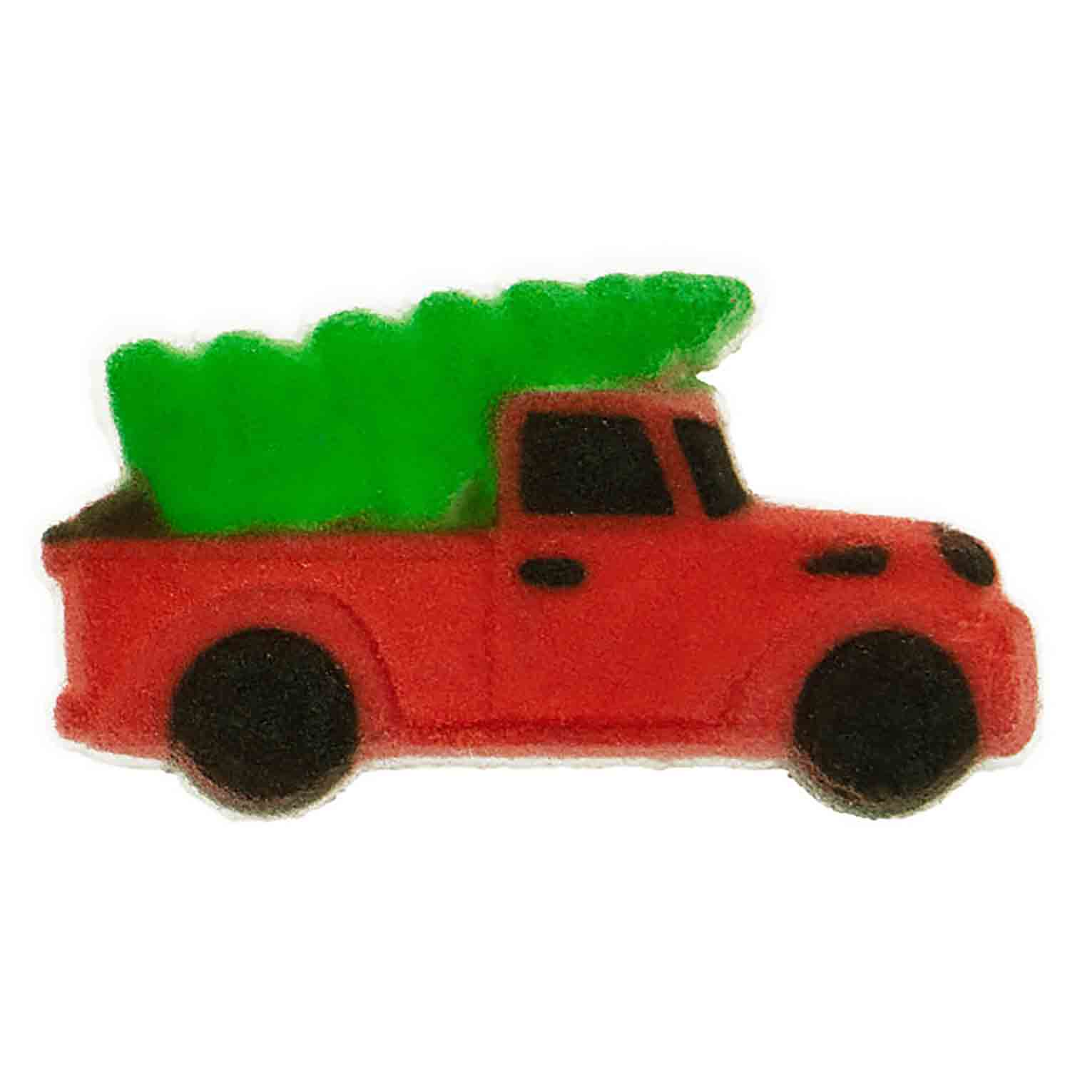 Icing Layons - Christmas Truck