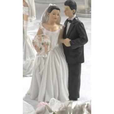 Hispanic Wedding Cake Top