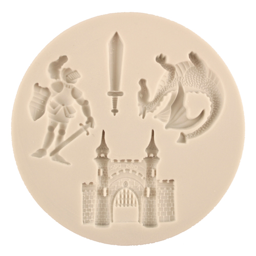 Medieval Silicone Mold