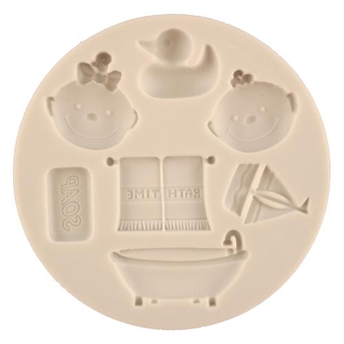 Bathtime Silicone Mold