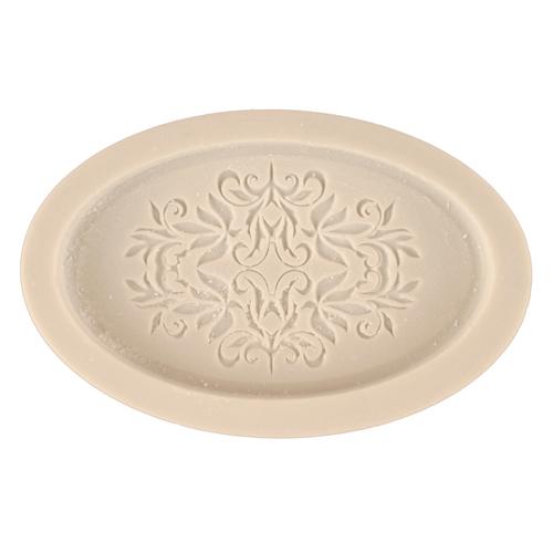 Decorative Oval Silicone Mold