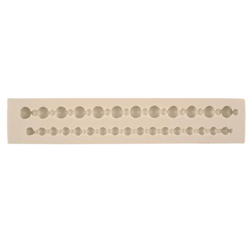 Decorative Beads Silicone Mold