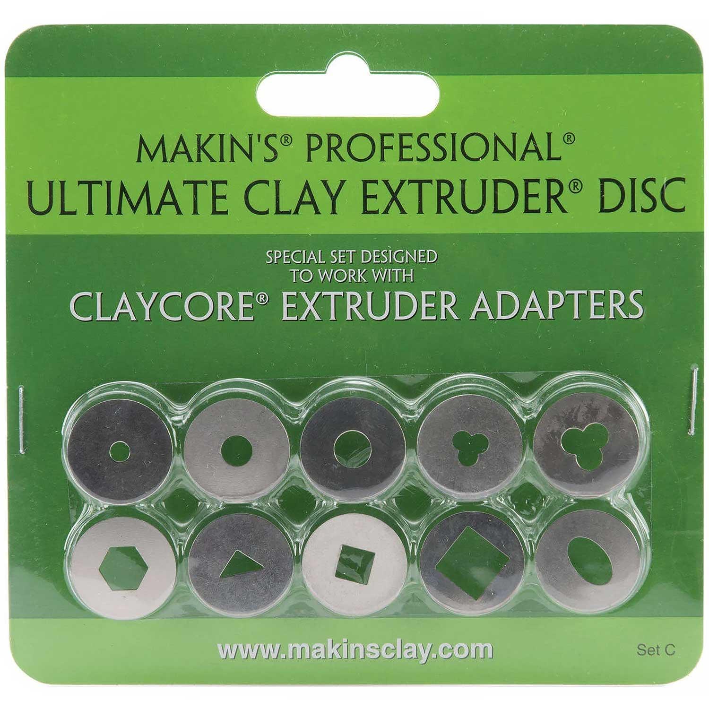Makin's Extruder Disk Set C